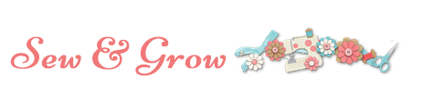 Sew & Grow Sewing School Website